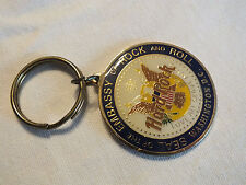 Collectible Key Chain Hard Rock Cafe Washington DC Embassy of Rock & Roll NICE