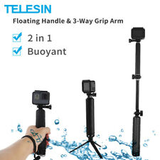 Telesin Floating Buoyancy Selfie Stick Waterproof For Gopro &Other Action Camera