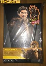 Ready! Hot Toys MMS492 SOLO: A STAR WARS STORY 1/6 HAN SOLO (DELUXE VERSION)