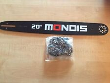 "Brand New 20"" MONDIS Chainsaw Bar & Chain Combo .325 