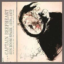 Captain Beefheart Sun Zoom Spark 1970 to 1972 4x180g Vinyl LP 2014