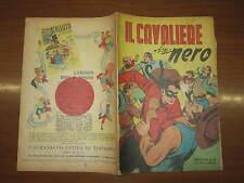 WALT DISNEY ALBO D'ORO N°112 IL CAVALIERE NERO 2-7-1948