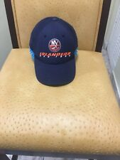 NEW YORK ISLANDS Vintage Adjustable Fit Cap / Hat Men's OSFA