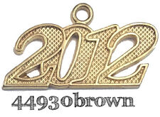 2012 NEW Graduation YEAR DATE Charm / Signet / Year Date for Cap or Bracelet