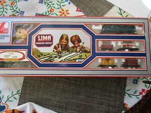 LIMA BOXED MAINLINE FREIGHT TRAIN SET N GAUGE / SCALE