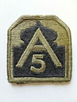 US ARMY WWII 7TH SERVICE COMMAND PATCH REPRODUCTION