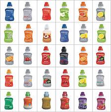 (8,58€/L=500ml/11,44€/L=375ml) SodaStream Sirup Getränkesirup Konzentrat Auswahl