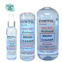 Instant Makeup Brush Cleaner 2 in 1- Too Glam for Germs by EVENTFUL