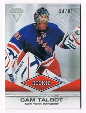 2011-12 PANINI TITANIUM TRUE ROOKIE JERSEY NUMBER Pick From List !!!