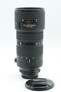 Nikon Nikkor AF 80-200mm f2.8 D ED Lens w/Tripod Mount #588