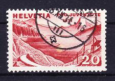 PRO JUVENTUTE 1931 - ERROR RETOUCHING PEARL ZUMSTEIN# 59.3.01 USED