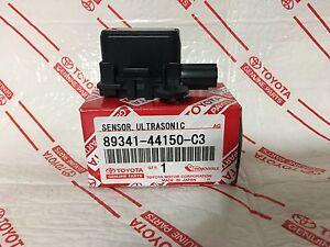 *NEW LEXUS OEM GS300 GS350 GS430 GS460 FRONT BUMPER SENSOR ULTRASONIC PARK GS450