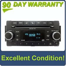 DODGE Dakota RAM Caliber JEEP Wrangler Town & Country Radio MP3 CD Player Sirius