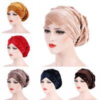 turban musulman chapeau mesdames hidjab foulard secrète cancer de la chimio pac