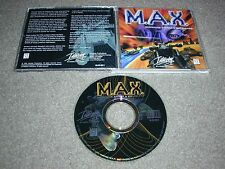 M.A.X. Mechanized Assault & Exploration PC CD-ROM Interplay 1996 game for MS-DOS