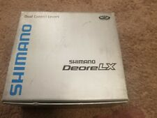 SHIMANO DEORE LX ST- M585 Dual Control Lever for Hydraulic Disc Brakes - 9 Speed