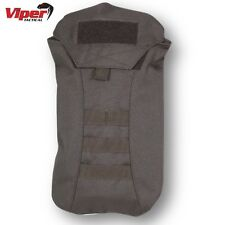 Viper Tactical Modular Hydration Pouch Combat Bladder MOLLE Bag Airsoft Backpack Black