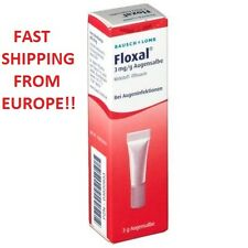 Floxal Eye ointment,pinkeye,Augensalbe,blepharitis,keratitis,conjunctivitis