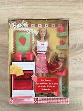 Barbie & Shelly Fun treats-back diversión