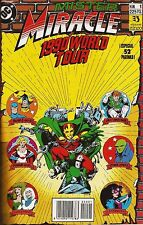 MISTER MIRACLE Colección completa 8 nº's  ZINCO, 1990