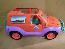 Sindy Camper Van 4X4