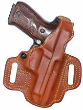 """High Noon Holsters, Sky High, OWB leather Right hand for Sig 2220 R 3.9"""" barrel"""