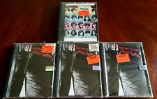 """The Rolling Stones *MiniDisc* Sticky Fingers & Some Girls """"Sealed"""""""