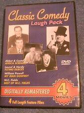Classic DVD: Africa Screams, Flying Dueces, My Man Godfrey, Best of W.C. Fields