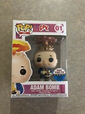 NYCC GPK ADAM BOMB METALLIC FUNKO POP 2018 TOY TOKYO EXCLUSIVE Garbage Pail Kids