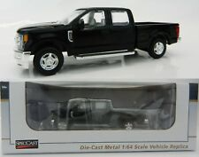 1:64 SPECCAST *BLACK* 2018 Ford F350 Crew Cab Super Duty PICKUP TRUCK *NIB*