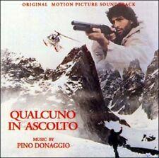 Pino Donaggio: Qualcuno In Ascolto (CD NEW) not sealed