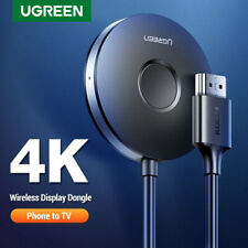 Ugreen Wireless HDMI Display Adapter Screen Share Device to TV Stick WiFi Dongle