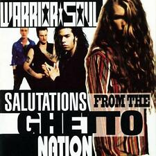 WARRIOR SOUL - Salutations From The Ghetto Nation [Re-Release] CD