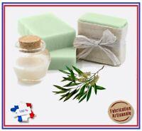 SHAMPOOING NATUREL ARTISANAL / BIO - VEGAN / Antipelliculaire - TEA-TREE