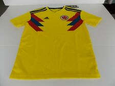 ADIDAS YOUTH COLOMBIA COLOMBIAN TEAM  Soccer Jersey M MEDIUM NWT $70