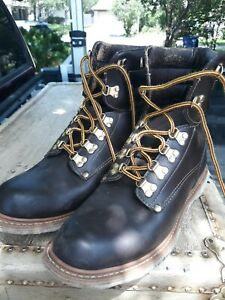 ORVIS Brown Wading Fly Fishing Felt Bottom Boots Men's Size 12