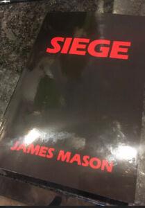 SIEGE - JAMES MASON