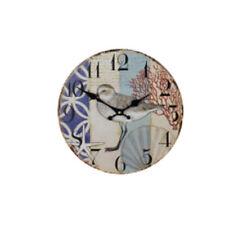 Children's Birds Round Wall Clocks