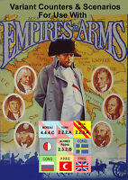 Variant Counters & Scenarios and More, Empires in Arms, Avalon Hill