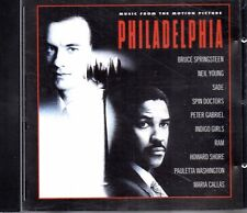 Philadelphia (Music From The Motion Picture)  CD 1993