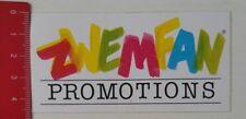 Aufkleber/Sticker: Zwemfan Promotions (18021765)