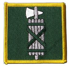 Switzerland Canton Basel-Land Flag EMBROIDERED PATCH 7x7cm Badge