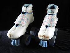 Holly Hobbie VINTAGE CHILD'S ROLLER SKATES Size 1 TCFC