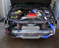 Ford BA BF XR6 800HP Intercooler Kit with CAI