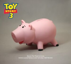 Toy Story Hamm the Piggy Bank Q Version 21cm PVC Action Figures Dolls Kids Gift