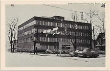 State Baptist Convention Building in Raleigh NC Postcard