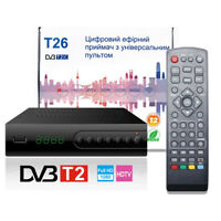 DVB-C Combo TV Tuner DVB T2 Digital TV Receiver H.264 Decoder Set Top Box