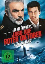 ALEC/CONNERY,SEAN/GLENN,SCOTT BALDWIN-JAGD AUF ROTER OKTOBER DVD NEU MCTIERNAN