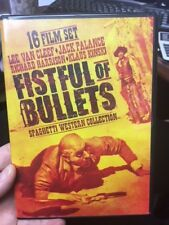 Fistful of Bullets: Collection (DVD, 2011, Canadian) 16 FILM SET!
