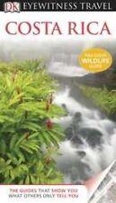 DK Eyewitness Travel Guide: Costa Rica, Baker, Christopher, Good Condition, Book